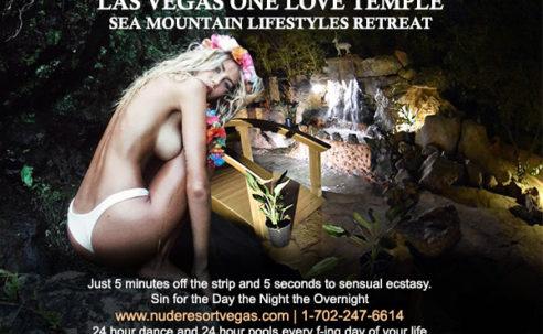 Sea Mountain One Love Las Vegas