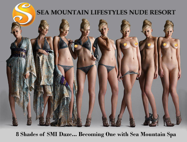 Sea Mountain Nude Lifestyles Spa Resorts - Lifestyles Over California and Las Vegas Complete Lifestyle Takeover