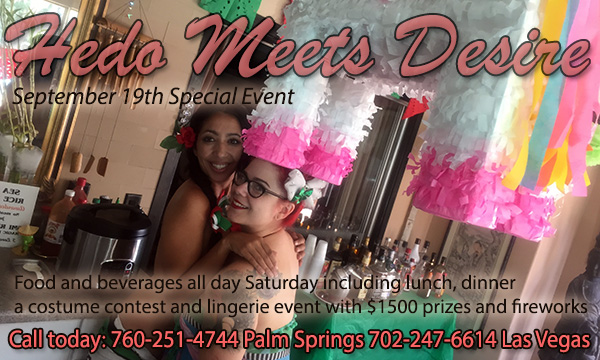 Sea Mountain Nude Lifestyles Spa Resorts - Hedo Meets Desire Mexican Independence Day Ultra Fiesta